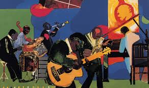 Romare Bearden artwork
